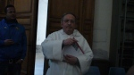 14 maggio 2011- Padre Miele (S.Domenico Maggiore)  che illustra lo Studium