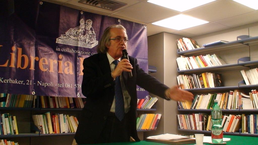 Il dott. Giuseppe Boccarello , oratore.
