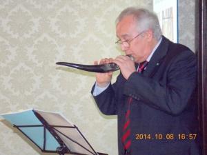11.Antico strumento greco