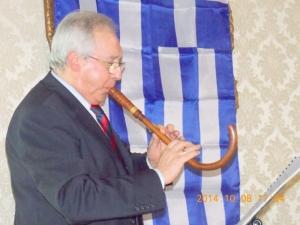 12.Antico strumento greco
