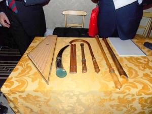 13.Antichi strumenti greci