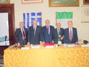 5. Inni  greco ed italiano